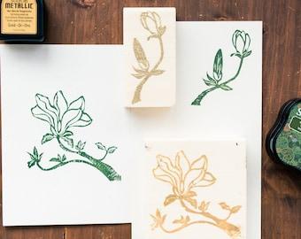 set stamps magnolia
