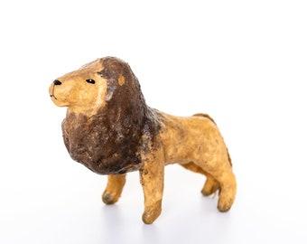 leone decorativo in spun cotton