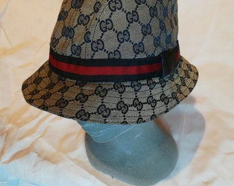 1990s 90s vintage Gucci cap hat size small made in italy b7291adce9a6