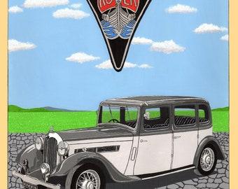 Rover 14 P1