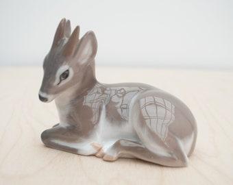 Royal Copenhagen deer