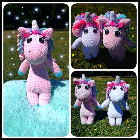 PATTERN Bunny crochet amigurumi OliMori królik króliczek | Etsy | 570x570