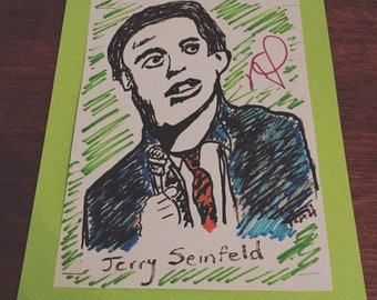 Jerry Seinfeld the king of comedy