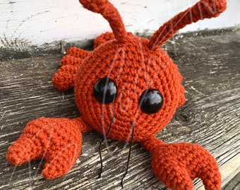 Ideas | How to Crochet an Amigurumi Lobster and Turtle | 270x340
