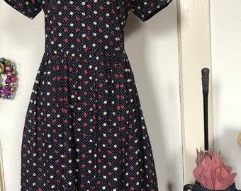 38dd5ec494 Classic 90 s Bryn Connelly Floral Dress