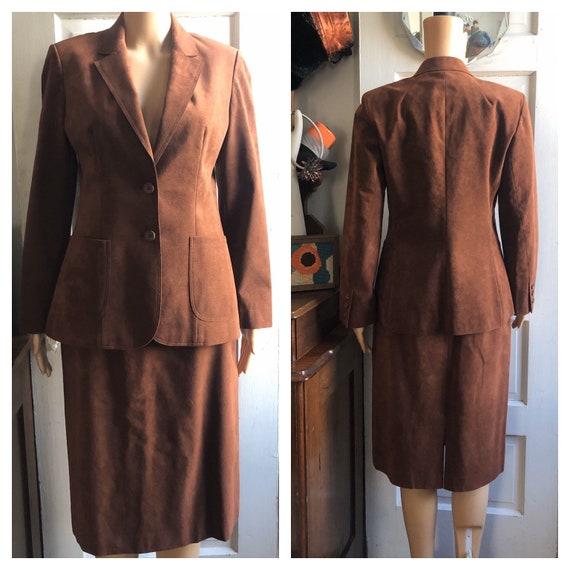1970s Lilli Ann Suit | 1970s Lilli Ann Skirt Suit