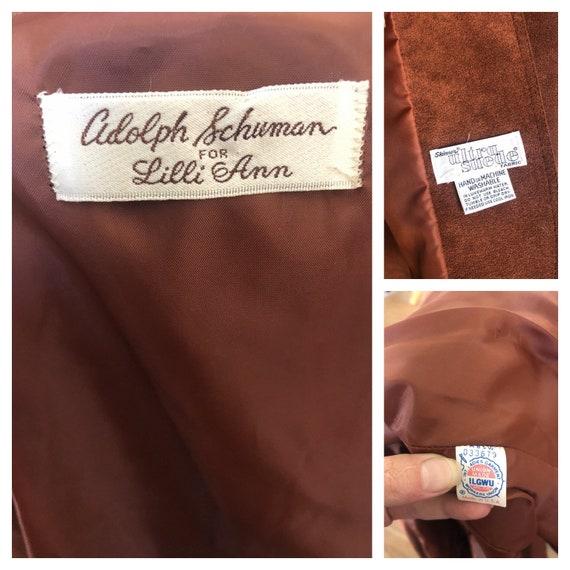 1970s Lilli Ann Suit | 1970s Lilli Ann Skirt Suit… - image 8