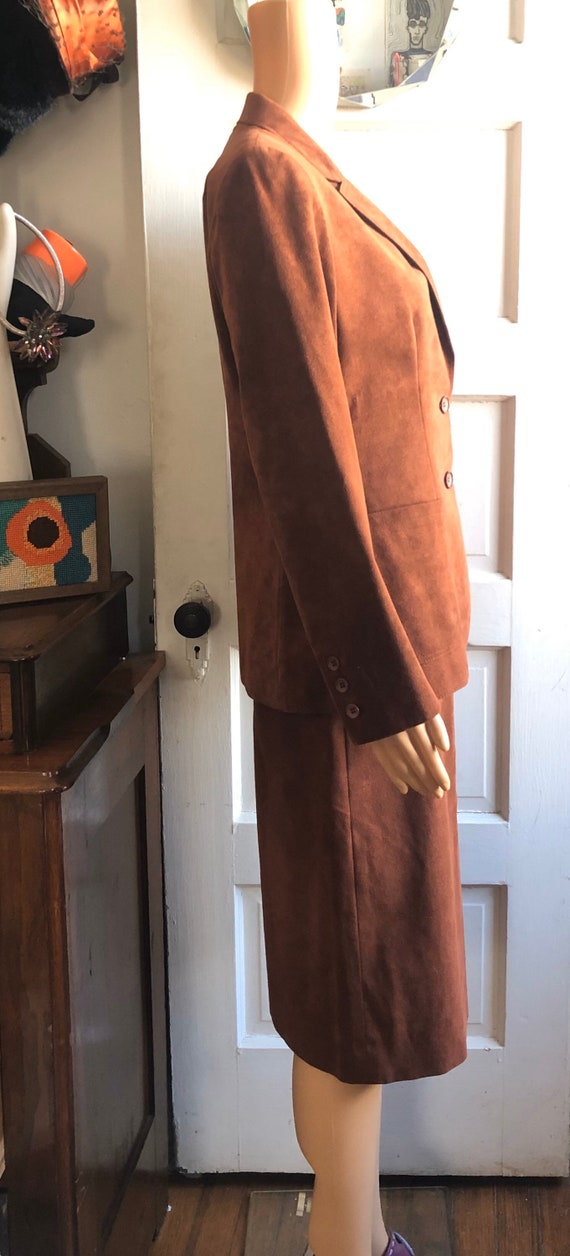 1970s Lilli Ann Suit | 1970s Lilli Ann Skirt Suit… - image 4