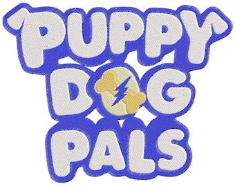 Puppy Dog Pals Logo Etsy
