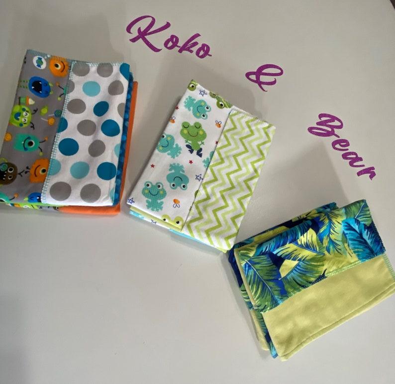 Burpees Set of 3 Different Designs