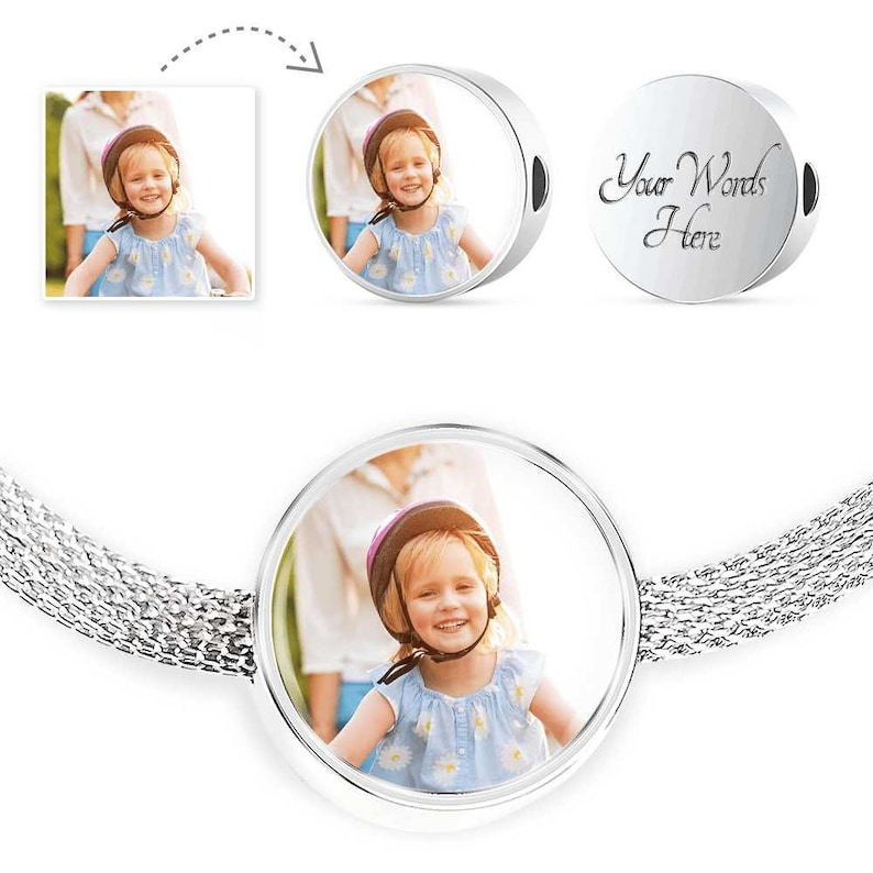 Personalized Luxury Bracelet with engraving