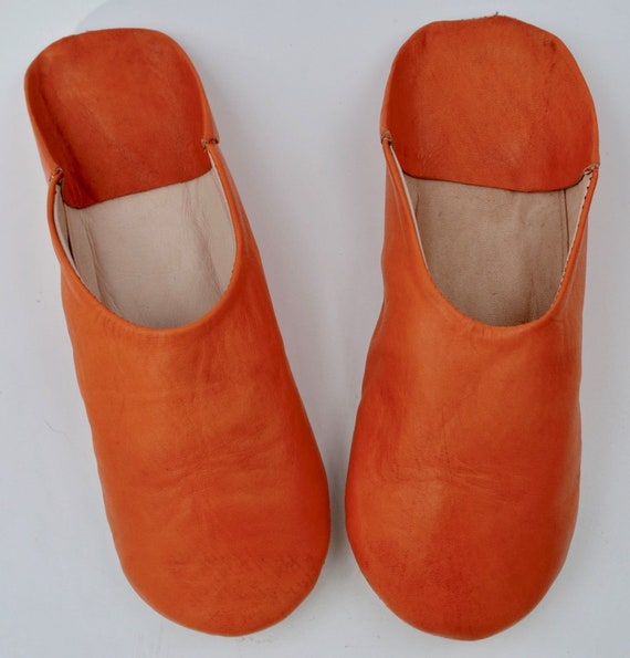 Babouche Handmade Handcrafted Sheepskin Moroccan Slippers Mules Leather Slippers Babouche Women Leather Slippers Loafers wtqwnRzgBI