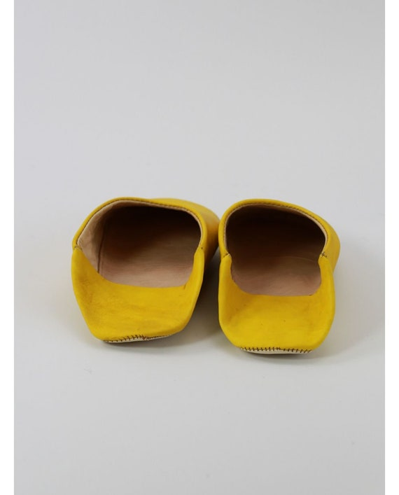 Mules Babouche Loafers Handmade Slippers Handcrafted Leather Moroccan Sheepskin Slippers Women Babouche Leather Slippers qzvwxZIP