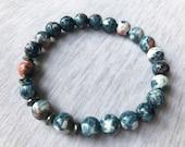 Ocean Jade Bracelet, Stre...