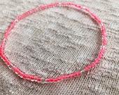 Ankle Bracelet, Stretchy ...