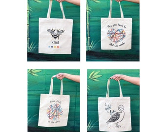 SNACKS /& BOOZE XL Grocery Canvas Tote Bag