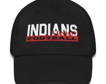 Lawrenceville Indians Adjustable  hat