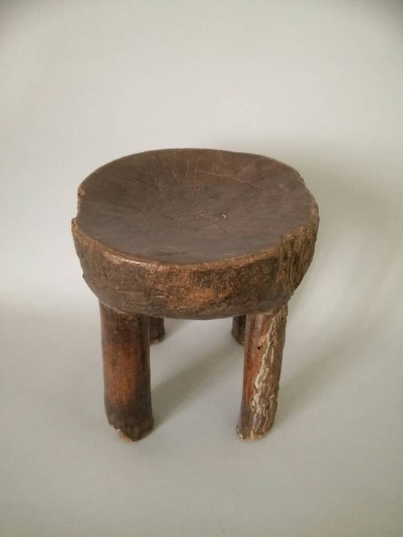 Prime Senufo Tribe Stool From The Cote Divoire Full Of Texture Character Lovely Old Natural Patina Could Be Used As Foot Stool Or Kids Stool Ibusinesslaw Wood Chair Design Ideas Ibusinesslaworg