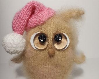 OWL Berta; Amigurumi Animals