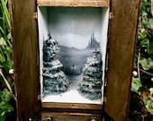 Lit Narnia Wardrobe Diora...