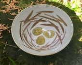 Green Nest Trinket Dish...