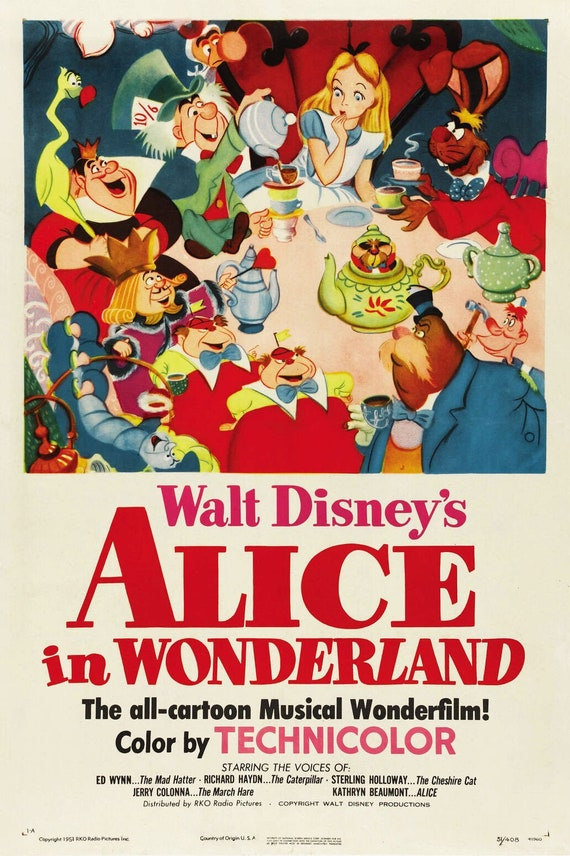 0154 Alice in Wonderland