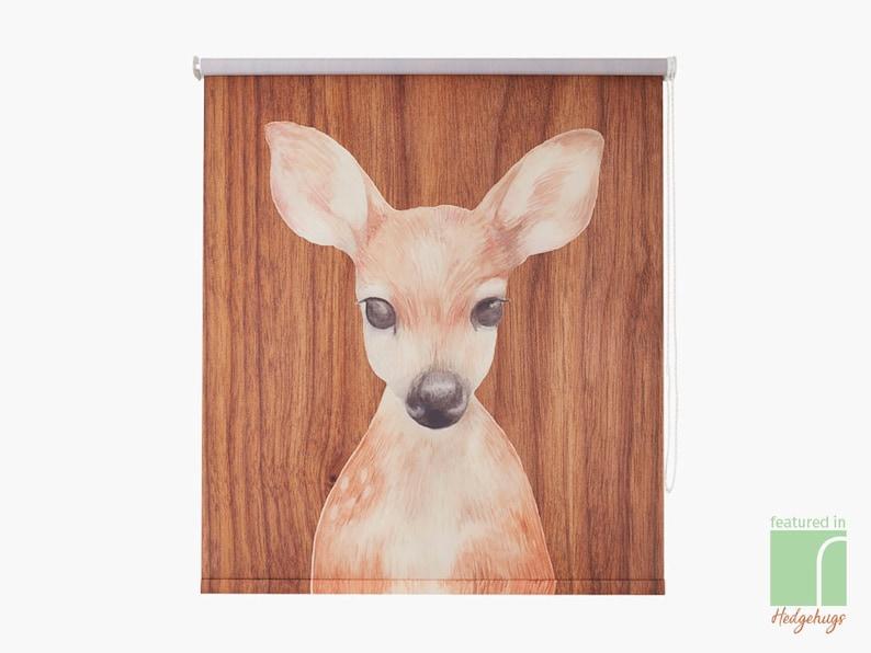 My Deer Blackout Roller Blind