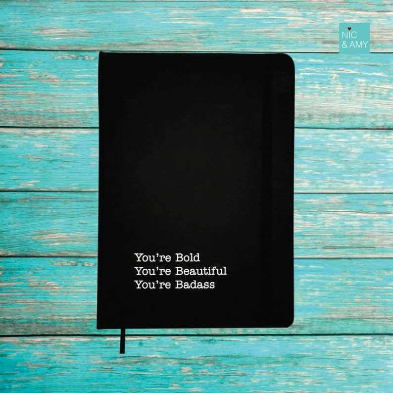You're Badass Journal image 0