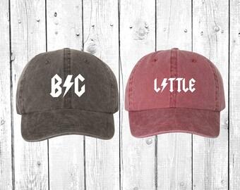 Big Little Sorority Dad Hat Cap 4aa614024ca8
