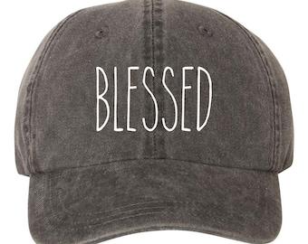 Blessed Dad Hat Cap 44d6fd01f533