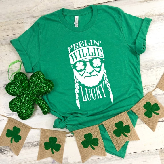 St Patrick/'s Day Lucky To Be Irish  Crochet Top Kitchen Towel