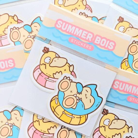 Case Cute Pokemon Psyduck Snorlax