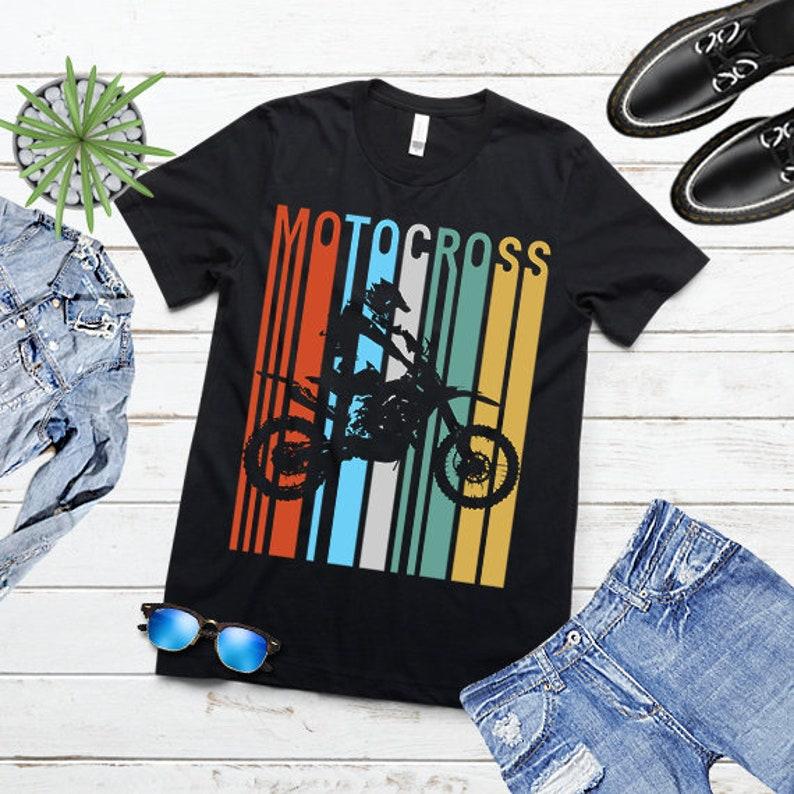 0363c8be Retro Motocross Toodler T-Shirt Dirt bike MX Motocross | Etsy
