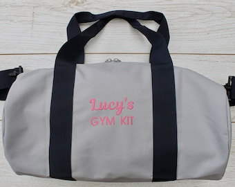 1cfe955ab3f0 Personalised Gym Bag