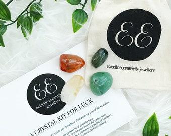 Gemstone Wellbeing Desk Totem   Etsy