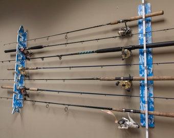 Omega Fishing Rod Rack