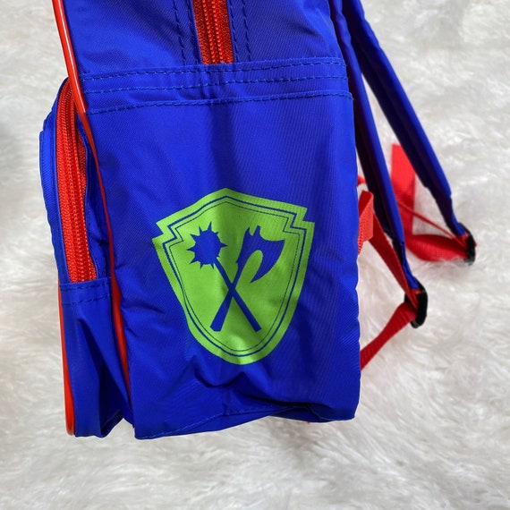 Vintage Small Soldiers Archer /& Chip Backpack Blue NWT 1998