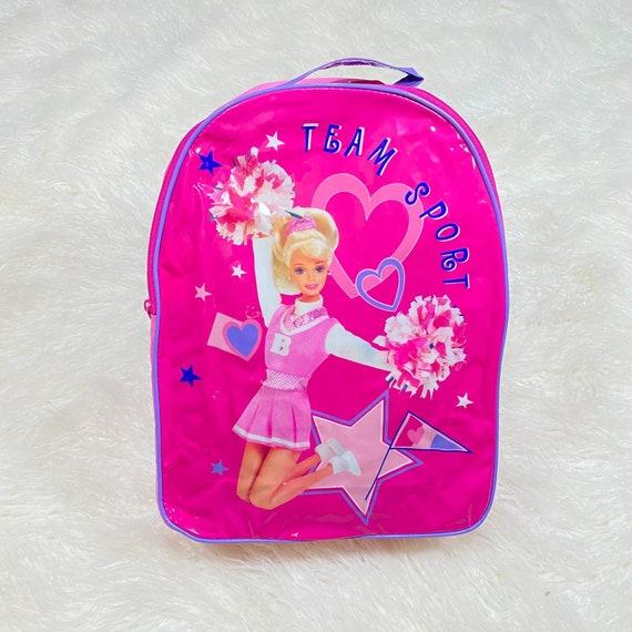 "Vintage Barbie Team Sport Backpack 1996 ""NWT"" Barb"