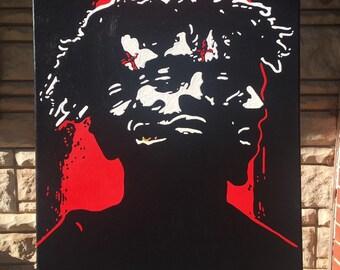 kodak black painting pictures zip