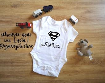 T-shirt /&//ou Bib Babys Cadeau Mon Premier St Georges Jour Tenue Babys cadeau.