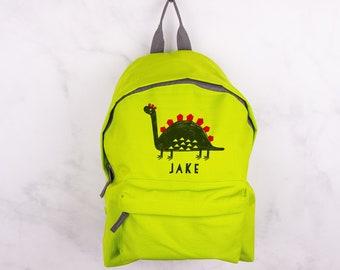 7add3902f3 Kids Personalised School Bag