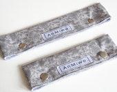 dpn-needle-holder Stricknadel Etui Nadelgarage Nadelspielhalter Nadelspiel Tasche needle cozy