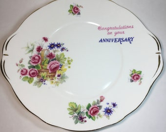 Plate Anniversary Collectible