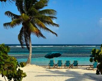 Costa Maya beach chairs