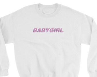 993c722b0 Babygirl sweatshirt