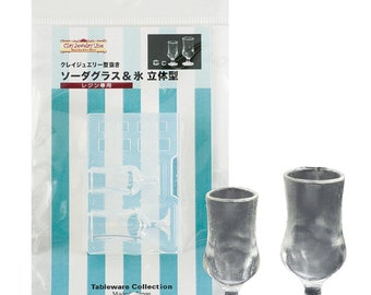 Konpeito NISSHIN Associates Handcraft Silicone Mold Tableware 3D 134