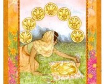 Tarot Card Divination Coaching