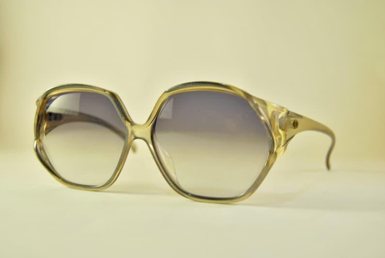 fd70386f50 Vintage Christian Dior oversized sunglasses