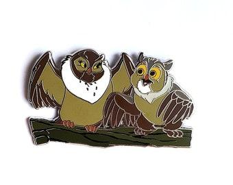 Fantasy badges - imaginary Couples: Big Mama & Mr. OWL
