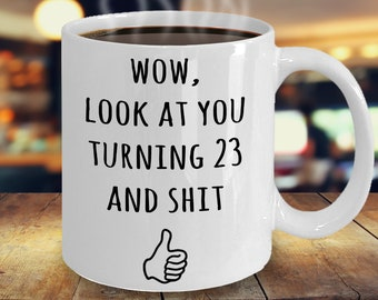 Funny 23rd Birthday Gifts Gift Ideas Idea For Party Bday Gag Joke